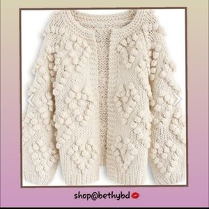 Handmade💼Oversized Chunky Sweater 5🌟